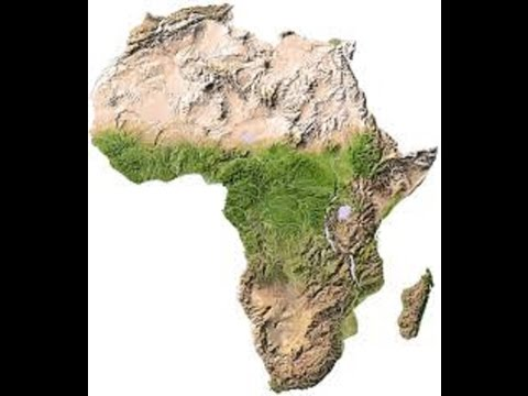 """Africa: from colonization, through industrialization, to modern nations"" part 1"