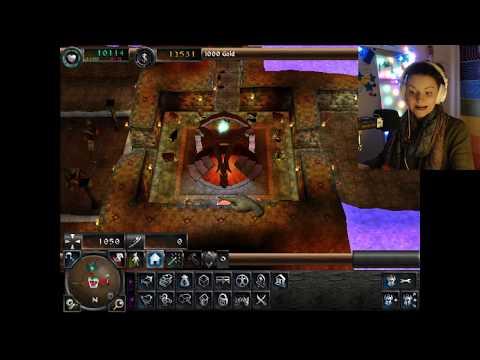 ASMR Gaming - Playing Dungeon Keeper 2