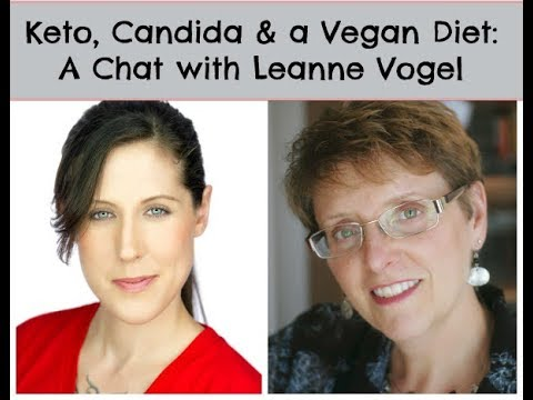 How to Combine Keto, Anti-Candida & A Vegan Diet: A Chat with Leanne Vogel of Healthful Pursuit