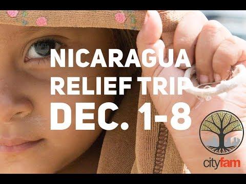 Nicaragua Relief Trip 2018