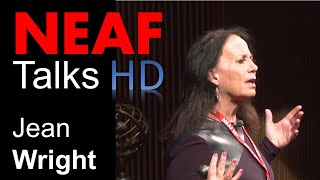 Jean Wright | Sew Sisters to the Stars: How Sewing Transformed the World of Flight | NEAF Talks