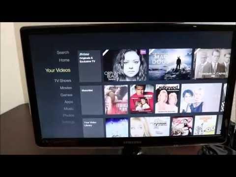 Quick install of new Kodi 17  Krypton on Amazon Fire TV