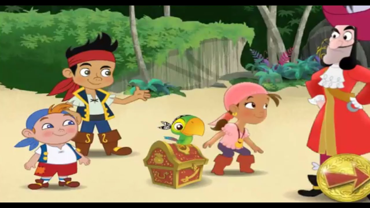 Jake And The Neverland Pirates Puzzle - Play-Games.com
