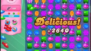 Candy Crush Saga Level 3000 - NO BOOSTERS