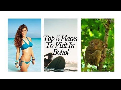 Top 5 Places To Visit In Bohol
