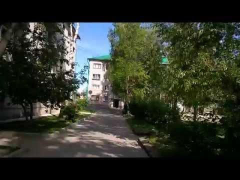 Самая высокая точка Ленинградской области - на улице Свирская в Подпорожье - 8 ч из 9