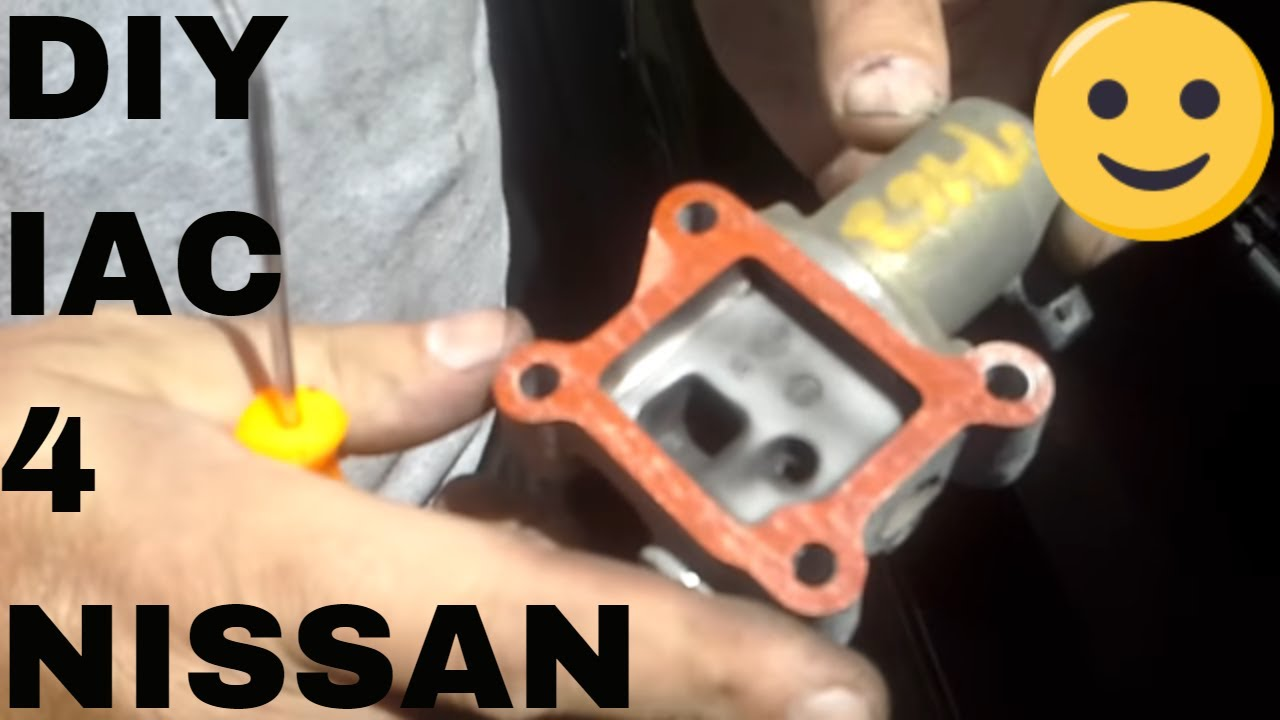hight resolution of repair tips for a nissan pathfinder iac idle air control valve