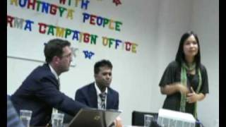 An evening with Rohingya People Event (Part 5)