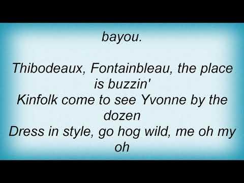 Hank Williams Jr. - Jambalaya (On The Bayou) Lyrics