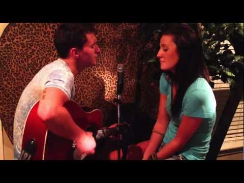 Give into me (cover/country strong)  KatieRae & Michael Howard