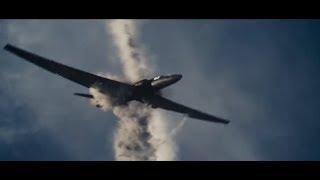 BRIDGE OF SPIES Spy Plane Getting Destroyed Scene | HD Video | 2017