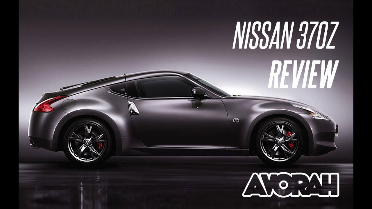 Nissan 370z 2014 Review - YouTube