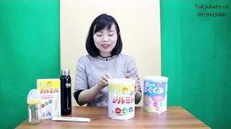 Sữa Morinaga công thức - Sữa nội địa nhật