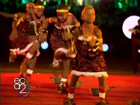 8TH ALL AFRICA GAMES CEREMONIES NIGERIA 2003