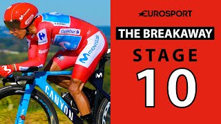The Breakaway: Stage 10 Analysis | Vuelta a España 2019 | Cycling | Eurosport