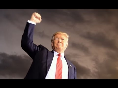 Donald Trump Releases 'Closing Argument' Ad - YouTube
