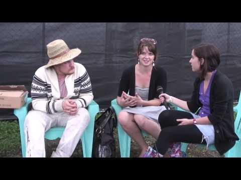 Cotton Jones Interview at Austin City Limits 2009