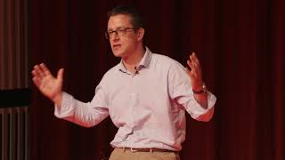 Life with a stammer | Walter Scott | TEDxGuildford