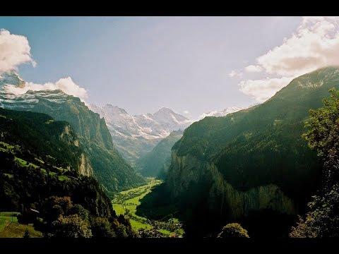 Alpine Pass Route, Switzerland