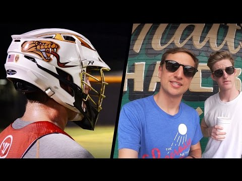 Day Before the BIG Game | MLL Championship VLOG: Day 1