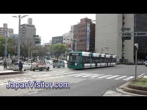 Hiroshima Streetcars   広電