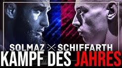 SPRACHLOS! Der DEUTSCHE MMA-Kampf des Jahres!