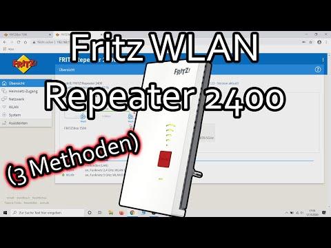 Fritz WLAN Repeater