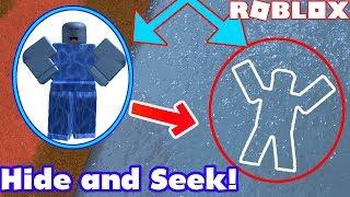 Roblox Jailbreak BEST HIDING SPOT! * WasserVerkleidung!! * - Roblox Jailbreak Verstecken und Suchen #5