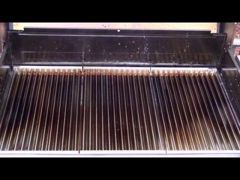 How to Clean Char-Broil Commercial Series Grates
