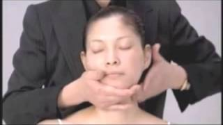 Yukuko Tanaka's Face massage Японский массаж Асахи Мастер ласс