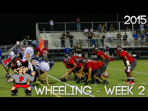 Palatine High School Football Recap 2015 - Week 2: Wheeling