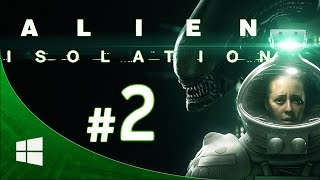 Alien Isolation - ITA Walkthrough - Parte 2 [1080p PC ULTRA Settings]