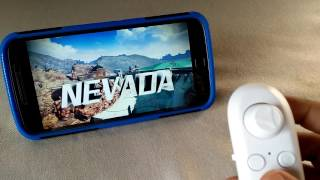 Gaming On Android Using VR REMOTE - ASPHALT 8