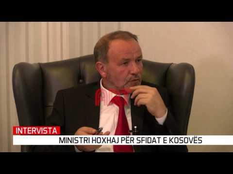 INTERVISTA - ENVER HOXHAJ