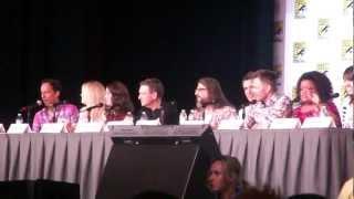 Community panel 3/4 - SDCC 2012