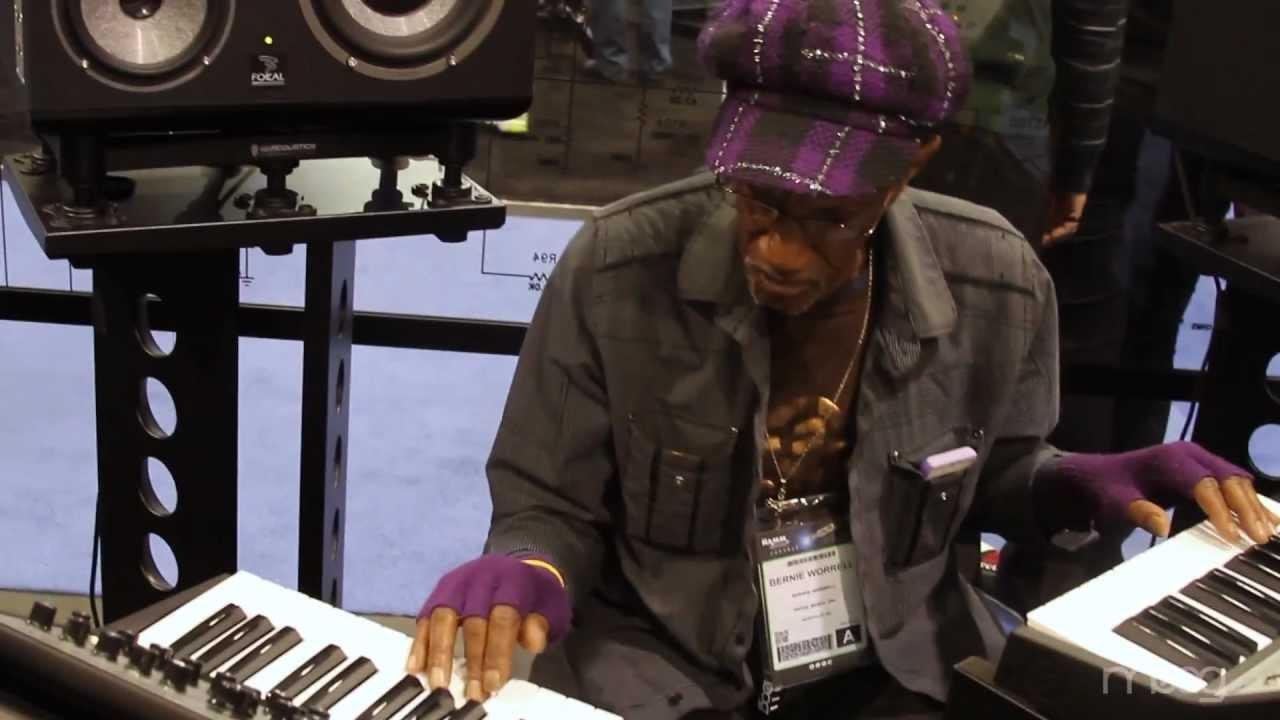 Stevie Wonder Friends Moog Sub Phatty Youtube