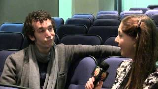 JONAS CHERNICK - Canadian Film Review Extended Interview Part 3 - MY AWKWARD SEXUAL ADVENTURE