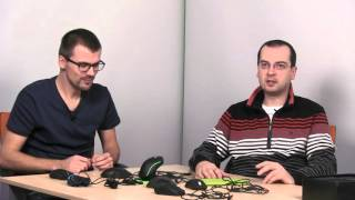 Testlab Computeru: herní myši