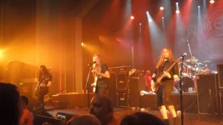 Wintersun - Time (Live) 70000 Tons of Metal 2015