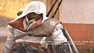 Assassin's Creed Origins - Ezio Auditore Legendary Outfit Gameplay & How To Unlock