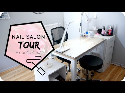 NAIL SALON TOUR