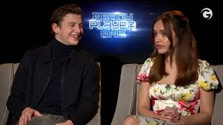 Tye Sheridan and Olivia Cooke Speak On Being Sweaty