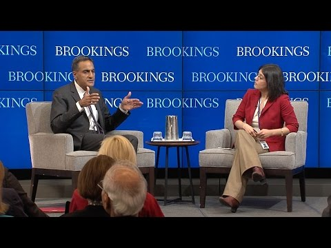 U.S.–India relations: A conversation with U.S. Ambassador to India Richard Verma