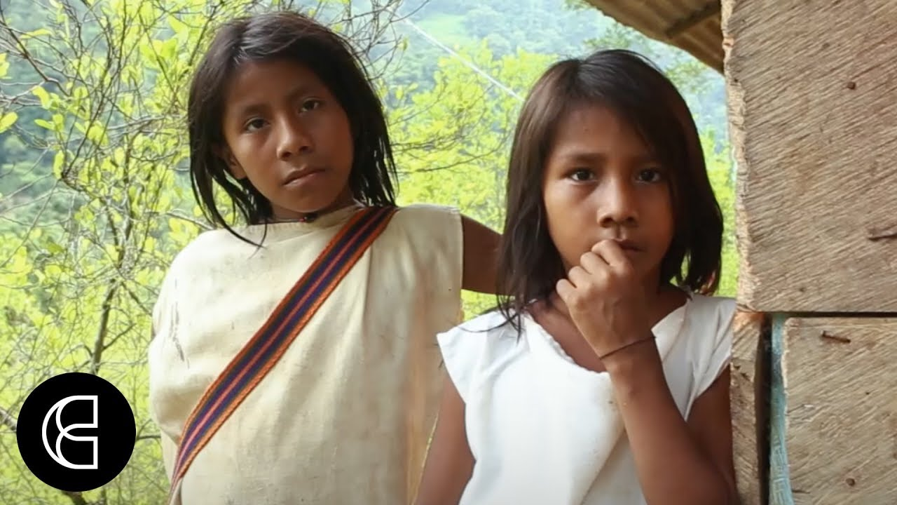 Download The Wiwa - An Indigenous Tribe in the Colombian Mountains