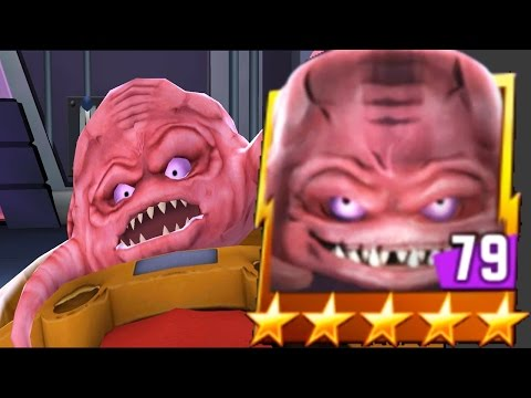 Teenage Mutant Ninja Turtles: TRANS-DIMENSIONAL TURMOIL - Final Boss Krang