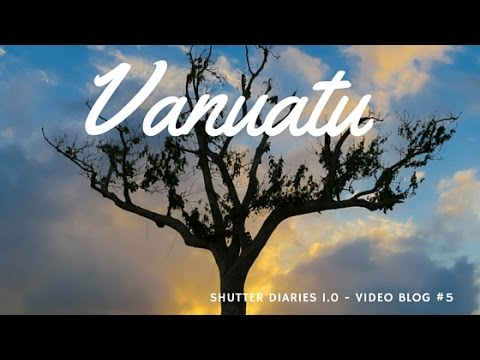 Enjoying the Vanuatu sunshine - Vanuatu Vlog 05