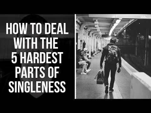 How to deal with singleness