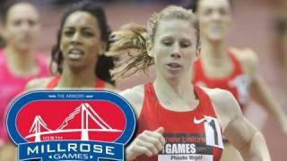 2012 Millrose Games Press Conference Introductions