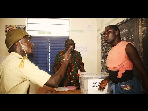 Manoumbé aux Elections Legislatives 2017 Comédie Senegal