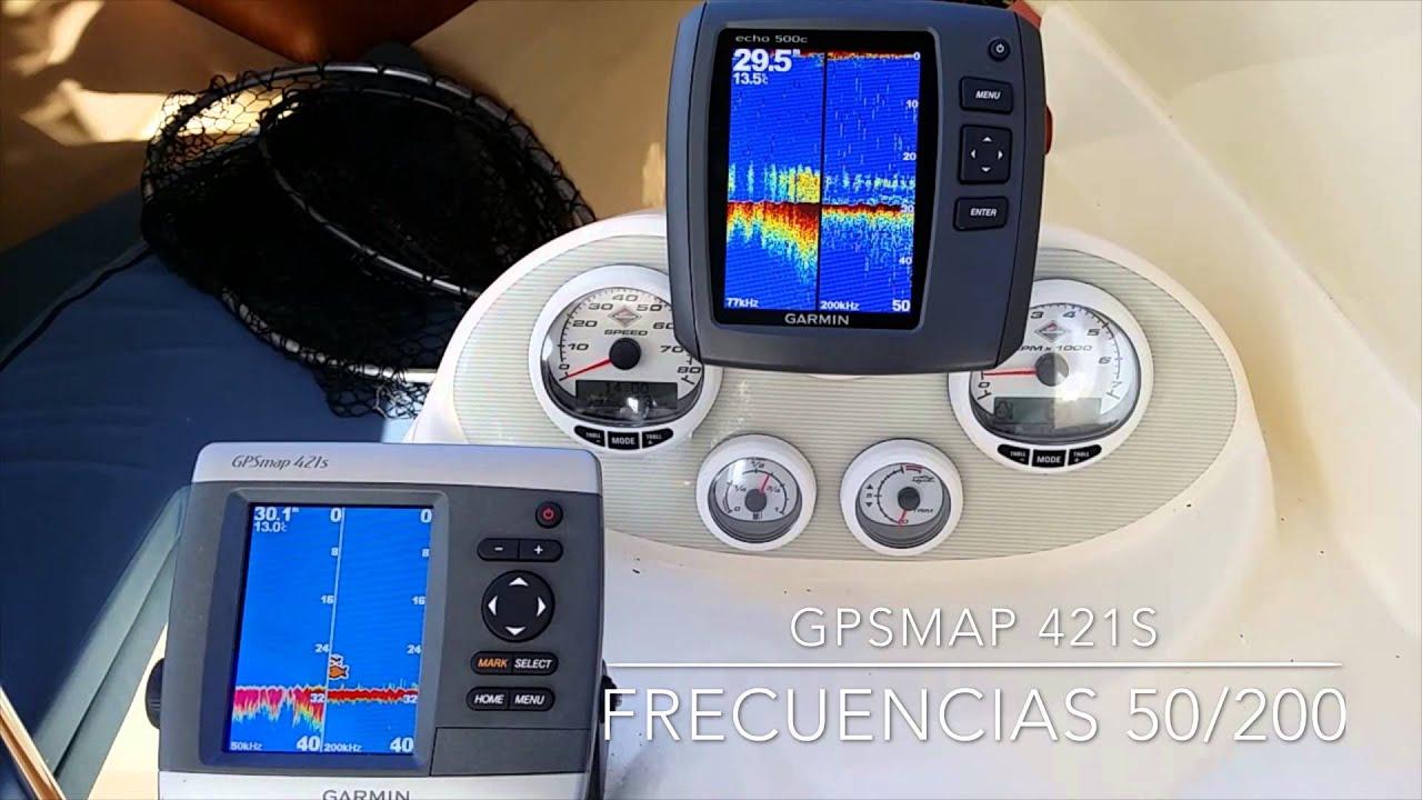 comparativa garmin gpsmap 421s y nueva sonda garmin echo 500c youtube rh youtube com garmin echo 500c manual español Garmin Echo 300C